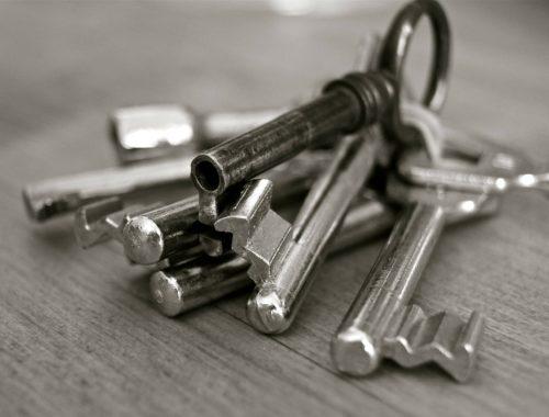 clef de la salle de mariage