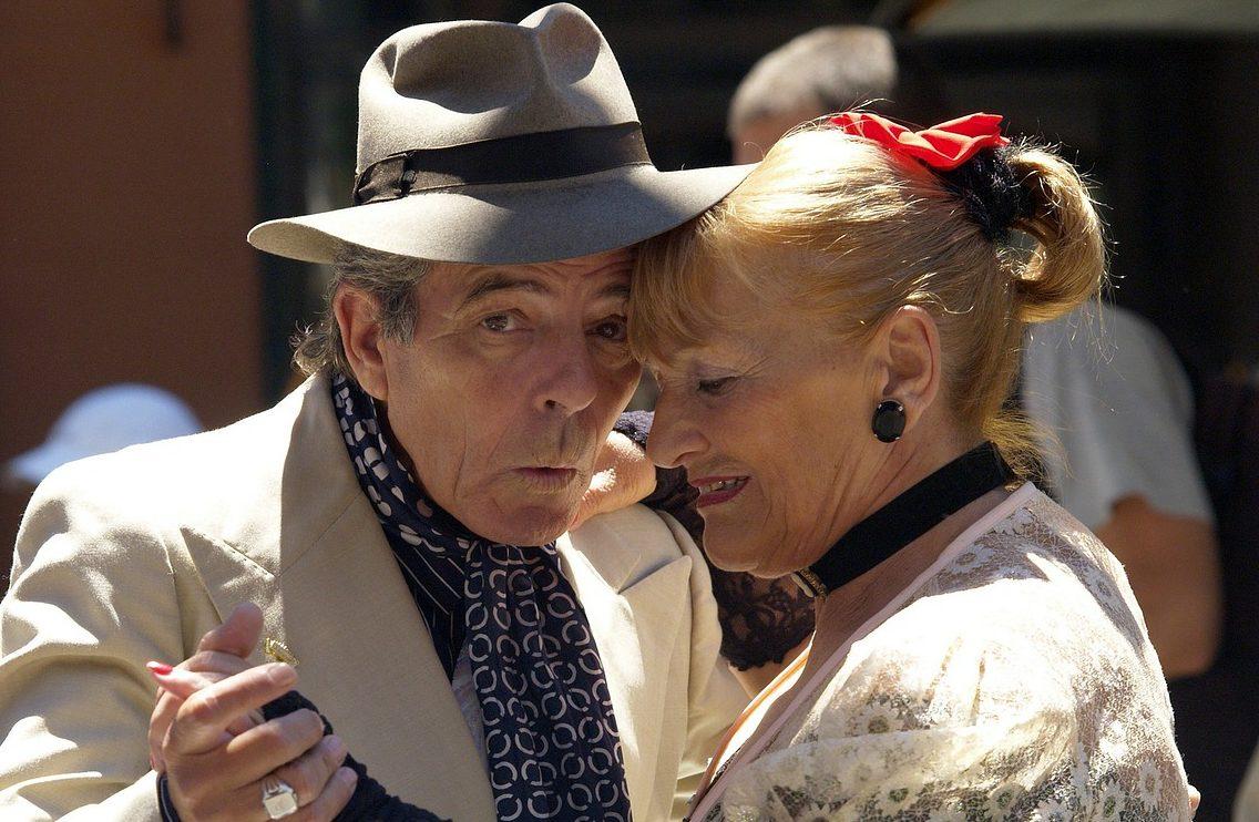 couple marié qui a 70 ans