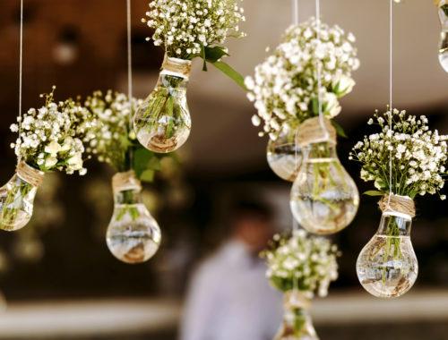 3 éléments à prendre en compte pour réussir l'organisation d'un mariage chic et écologique