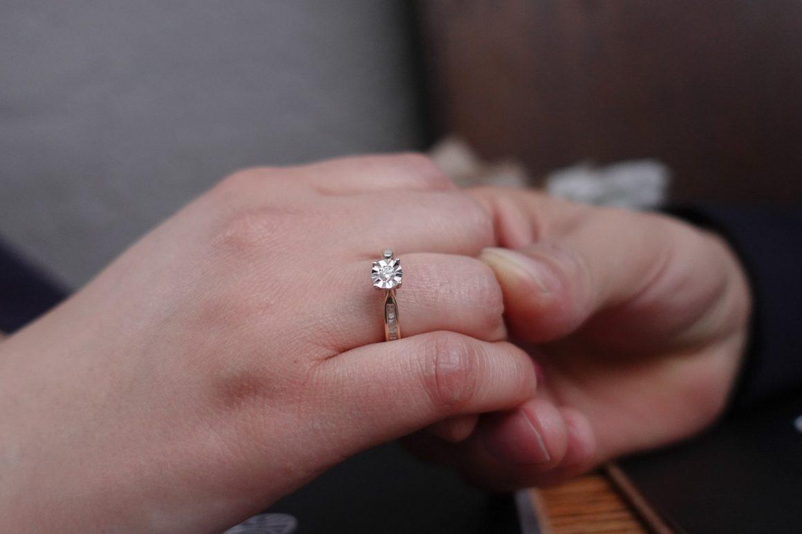 réussir une belle demande en mariage