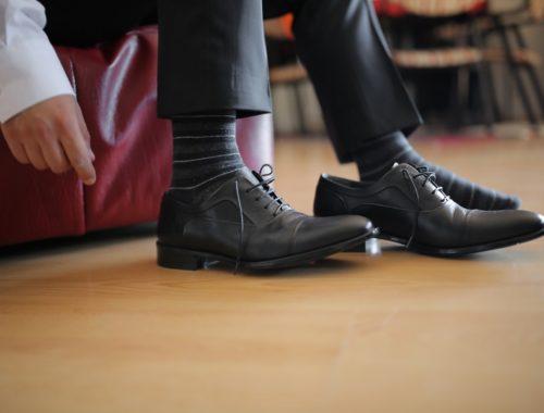 quelle paire de chaussures choisir selon le type de mariage